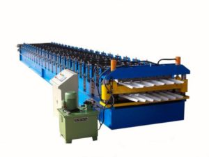 Double layer color coated steel sheet roll forming machine 300x225 - Double layer color coated steel sheet roll forming machine
