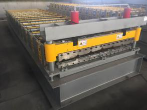1000 trapezoid roll forming machine 3 - 1000 trapezoid roll forming machine