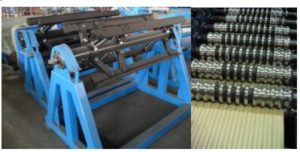 Corrugated panel roof sheet roll forming machine 3 300x152 - Corrugated panel roof sheet roll forming machine