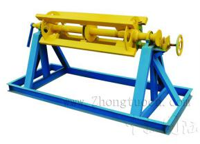 Corrugated roll forming machine 4 - 1000 trapezoid roll forming machine