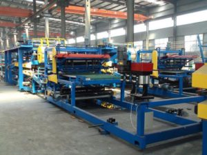Sandwich Panel Production Line 300x225 - Sandwich Panel Production Line