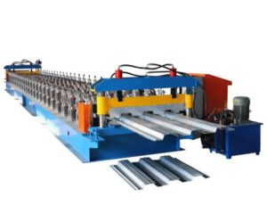 Steel floor decking roll forming machine  300x249 - Steel floor decking roll forming machine