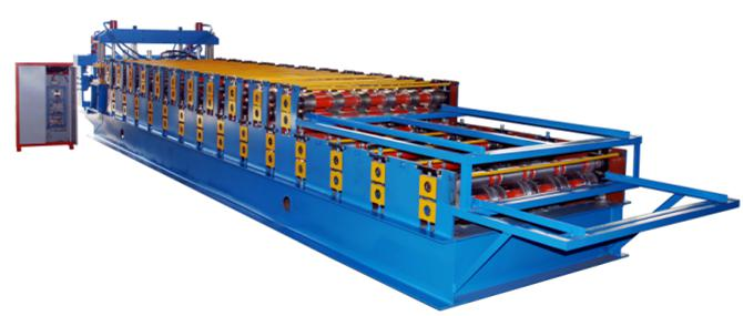 Troubleshooting of the installation of the double layer roll forming machine - Troubleshooting of the installation of the double layer roll forming machine