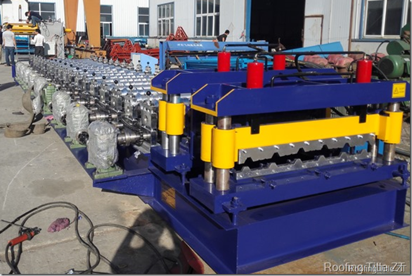 image thumb 1 - PPGI Roofing Sheet Forming Machine