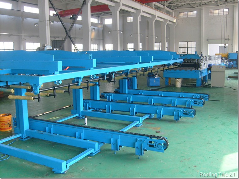 thumb - PPGI Roofing Sheet Forming Machine