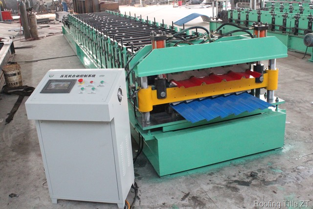 IMG 4158 1 - metal roof roll forming machine for sale