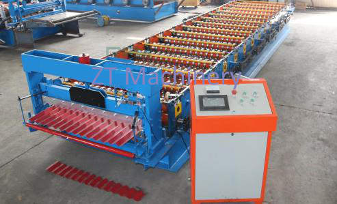 corruagted roofing sheet making machine 副本 - Roofing Sheet Making Machines