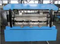 Hydraulic cutting system - 1220 mm Roof Industrial Machinery