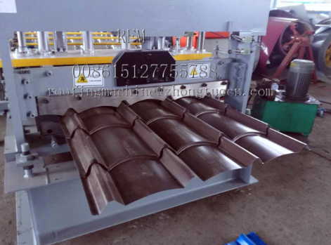 customized glazed tile machine - New Customized Glazed Tile Machine
