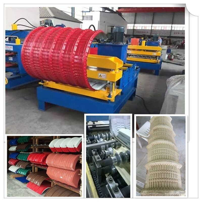 hydraulic roofing sheet crimping machine - Hydraulic Roofing Sheet Crimping Machine