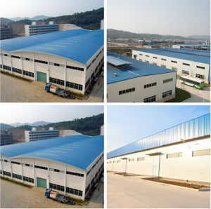 Color Steel tile Roofing Sheet for Warehouse Workshop 300x298 - The use of color steel tile