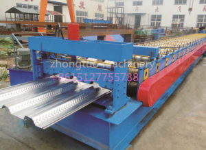 floor deck roll forming machine 300x219 - Metal Floor Decking Machinery
