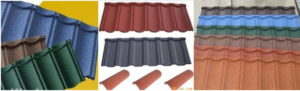 color stone roof tiles 300x91 - Color stone roof production line