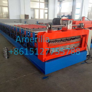 double layer roof sheet machine 300x300 - 1000mm Double layer roof sheet roll forming machine