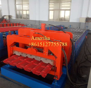 glazed tile roofing sheet machine 副本 1 300x290 - Roof tile forming machine