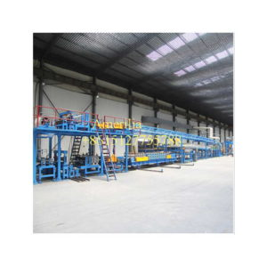 rock wool sandwich panel roll forming machine 300x300 - Automatic sandwich panel production line