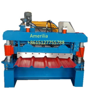 roof and wall cladding roll forming machine 300x300 - Roof and wall cladding roll forming machine