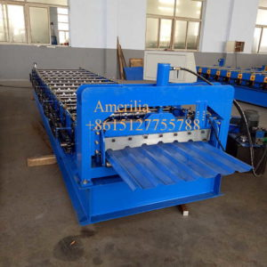 roof tile roll forming machine 300x300 - Color steel plate roll forming machine