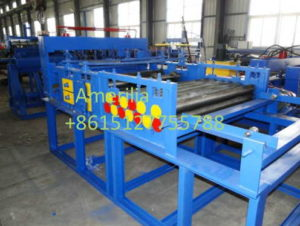 slitting device 300x226 - Color stone roof production line