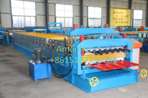 trapezoidal shape and step tile roofing sheet machine 1 300x200 - Trapezoidal shape and step tile roofing sheet machine
