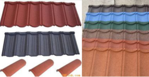 classic tile roofing sheet 300x156 - Classic tile roofing sheet making machine