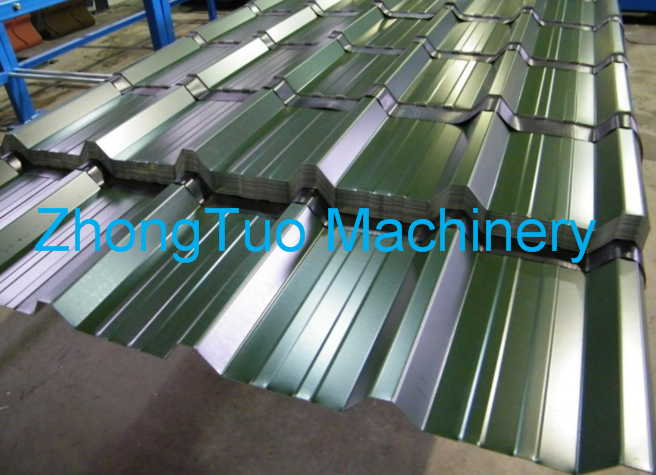 Box Profile 32-1000 Sheets making machine