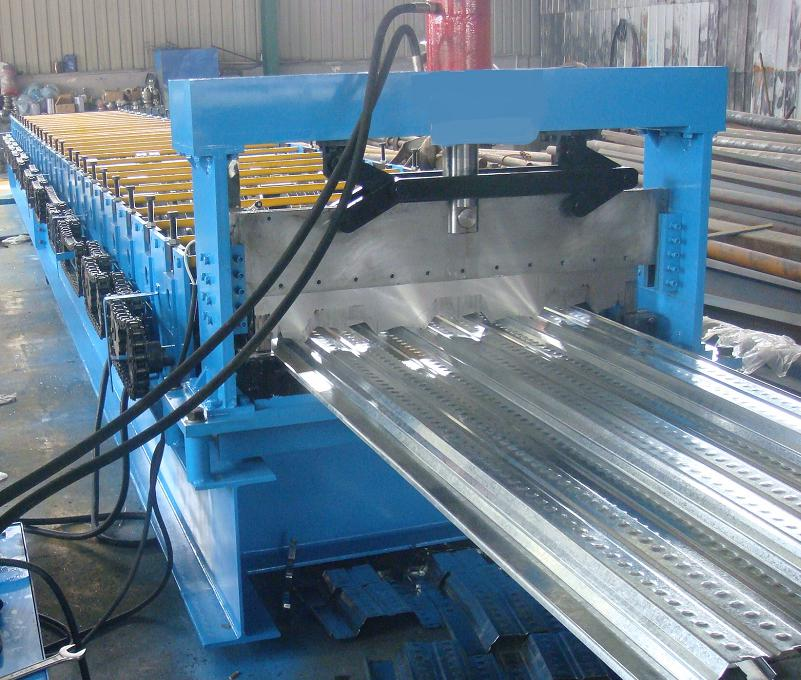Floor decking roll forming machine_forming machine