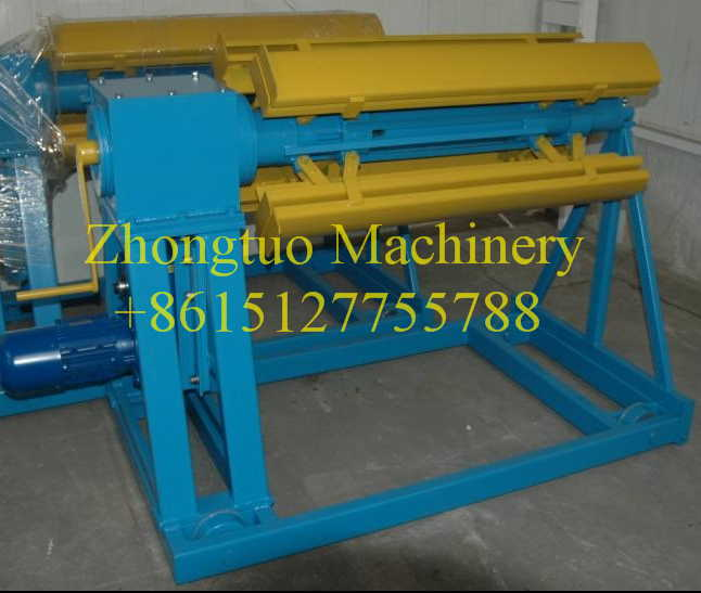 decoiler of color decl roof sheet machine